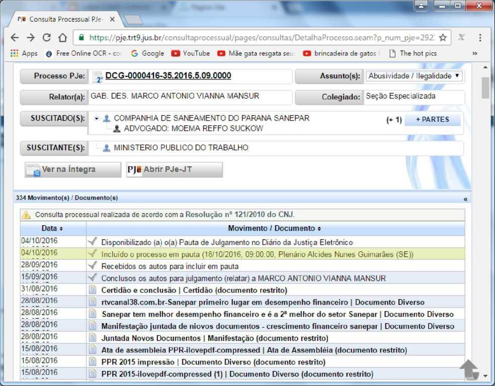 consulta_dissidio